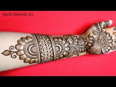 Latest Mehndi Designs Hands, Very Simple Mehndi Designs, Mehndi Designs Front Hand, Arabic Bridal Mehndi Designs, Rajasthani Mehndi Designs, Engagement Mehndi Designs, Henna Art Designs, Stylish Mehndi Designs, Mehndi Designs For Beginners