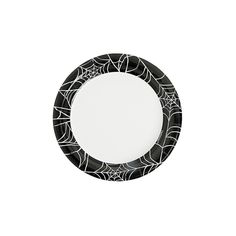 Spider Web Dessert Plates - OrientalTrading.com
