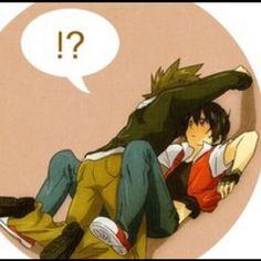 SasoDei wasn't my first Yaoi ship. Red x Green was. Pokemon Show, Pokemon Firered, Pokemon Manga, Pokemon Comics, Pokemon Fan Art, Cute Pokemon, Satoshi Pokemon, Pokemon Red Blue, Pokemon Images