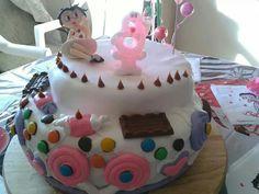 Torta de cumpleaños para niñas