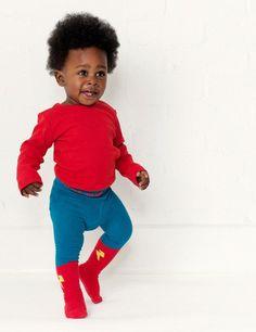 Braveling | Little Titans Little Hero tights