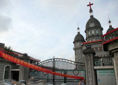 China bans children from attending church services in the country
