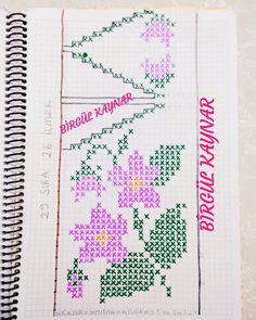 Best 12 kek kek's media statistics and analytics – SkillOfKing.Com – SkillOfKing. Tunisian Crochet, Knit Crochet, Knitting Socks, Hand Knitting, Knitted Slippers, Needlework, Cross Stitch, Bullet Journal, Diy Crafts