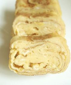 "Tamagoyaki, ""Japanese Sweet Omlette"". So delicious and so easy!"