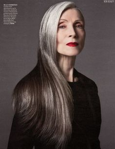 ' What's the best age? I would say it's this very moment. I would like to be an inspiration for young women, to prove there are no age limits. My face reflects my life, my personality. One has to forget about surgery and liftings, one can be beautiful and sexy, but one can no longer be young.'