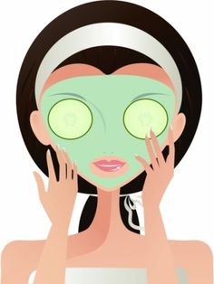 Homemade Facial Mask Recipes......It is absolutely amazing how much certain ingredients, that are right at your kitchen, can help restore the beauty and health of the complexion and most of these ingredients are quite inexpensive....Try these homemade facial mask recipes on your skin :)