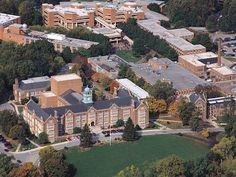 Towson University, Towson, Maryland