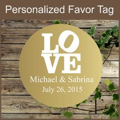 This product is a digital file. No phisical items will be shipped to you. I will #personalized this favor tag for you. Here is how it works:  This is a digital file that wil... #etsy #love