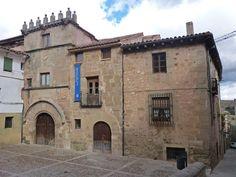 Casa del Doncel, el principal monumento civil de Sigüenza