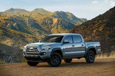 Toyota Tacoma Price, Toyota Tacoma Review, Toyota Tacoma Double Cab, Toyota X Runner, 4runner Trail, Chicago Auto Show, All Terrain Tyres, Toyota Tundra, Ford Ranger