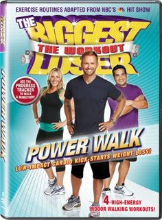 The Biggest Loser: Power Walk. I've been watching this show on Netflix for the past 2 weeks now
