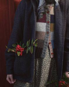 Olivia Hansson (@blackbirdandgoose) Autumn layers