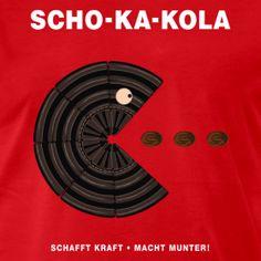 SCHO-KA-KOLA Pac-Man | SCHO-KA-KOLA
