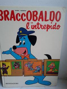 Braccobaldo l'intrepido Hanna Barbera