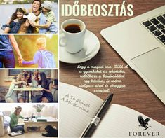 #időbeosztás #forever Forever Business, Forever Aloe, Forever Living Products, Aloe Vera, Opportunity, Health Fitness, Marketing, Fitness, Health And Fitness