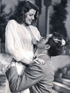 Rita Hayworth and Tyrone Power, Blood and Sand.