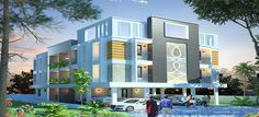 #DreamFlower - #LuxuryFlatsInCochin Dream Flower delivers Dream Flower Llanos at Vaduthala,Cochin.The project offers 2BHK flat units.