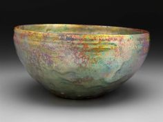 Gold Lustre Bowl (CWD253)