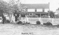 Maude White House, Buxton, NC