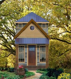Cabins cottages dream homes on pinterest log cabins for Mother in law log cabin