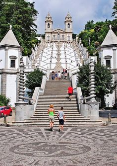 Bom Jesus do Monte, Braga.