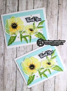 Poppy Cards, Stamping Up Cards, Die Cut Cards, Sympathy Cards, Flower Cards, Greeting Cards Handmade, Poppies, Stampin Up, Card Making
