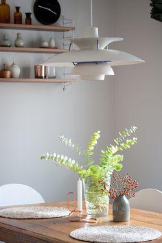Uberlegen Tischdeko III #interior #einrichtung #einrichtungsideen #ideas #deko  #dekoration #decoration