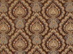 "King Hickory Fabric DAPHNE AZTEC 8407-44 SWATCH #: 652 GRADE: G/7 CONTENT: 52% Viscose 48% Polyester DIRECTION: Up the Bolt CLEANING CODE: S REPEAT: V: 14"" H: 14"" COLLECTION: Highlands LEATHER CORRELATES: Old Attic"