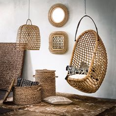 Headboards Home & Furniture Surf Decor, Decoration Surf, Toddler Table And Chairs, Shabby Chic Table And Chairs, Porch Decorating, Interior Decorating, Deco Surf, African House, Jute
