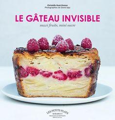 Le gâteau invisible, Christelle Huet-Gomez, David Japy, éditions Marabout