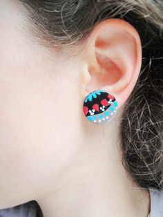 DIY TRIBAL EARRINGS