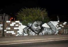 afro graff