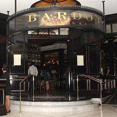 Bardot Exterior Entrance