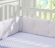 Chevron Stripe Cot Fitted Sheet