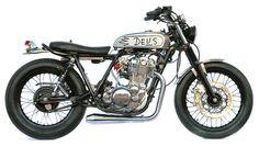 Brat Style by DEUS #motorcycles #bratstyle #motos | caferacerpasion.com