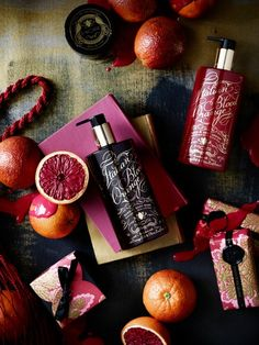 MOR Emporium Italian Blood Orange Collection