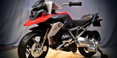 BMW y Prinsel lanzan su nueva motocicleta para niños - Chiquini.mx