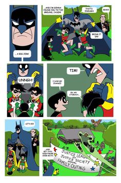 Rivalry Page Two by The-BlackCat.deviantart.com on @DeviantArt