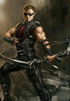 Hawkeye<3