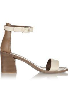 7b0681559067c9 Tory Burch - Lexington leather sandals