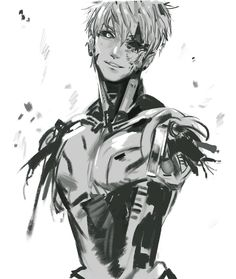 Genos - One Punch Man どん❄︎돈❄︎don (@don_oh_tachi) | Twitter