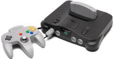 Nintendo 64 com 1 controle - R$ 120. No Vitrine Anchieta