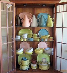 Russel Wright Dinnerware American Modern 1939 - 1959 - Blogs - The Vintage Village