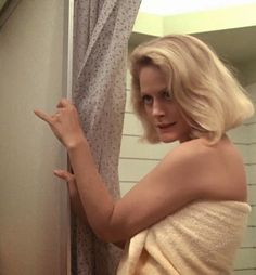 Beverly d angelo shower what
