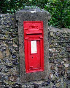 mailbox England.. saksfifthavenue.com