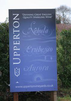 Upperton Vineyards (Sussex) open for tasting on Fridays & Saturdays.