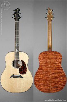 Breedlove Master Class Series Broadway Acoustic Guitar at The Perfect Guitar