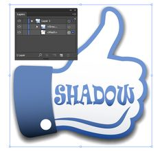 How to Create 100% Vector Shadow in Adobe Illustrator - Illustrator Tips - Vectorboom