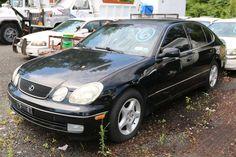 1999 Lexus GS3, serial/VIN # JT8BD68S8X0053172, mileage/hours 114490. Electrical problem.