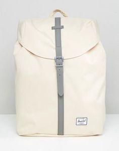 Herschel Supply Co Exclusive Post Mid Volume Backpack in Sand terra cotta